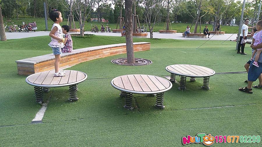 Walnut Paradise + Non-standard Amusement + Combination Slide + Amusement Equipment - (17)
