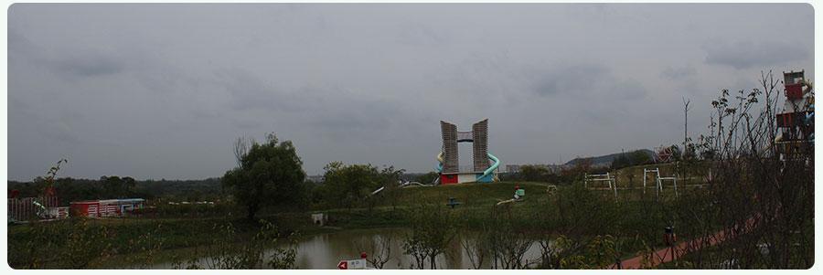 Hongshan Sports Park + non-standard amusement project + combination slide _02